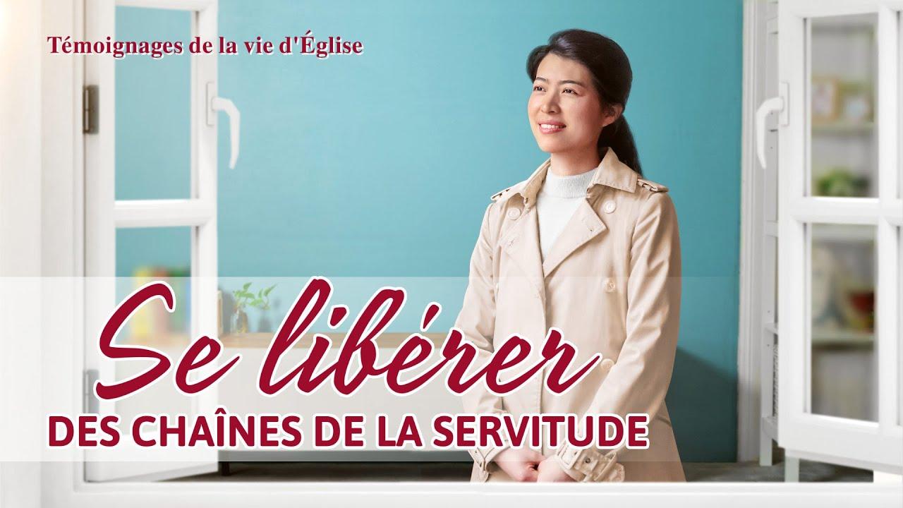 Témoignage chrétien en français 2020 « Se libérer des chaînes de la servitude »
