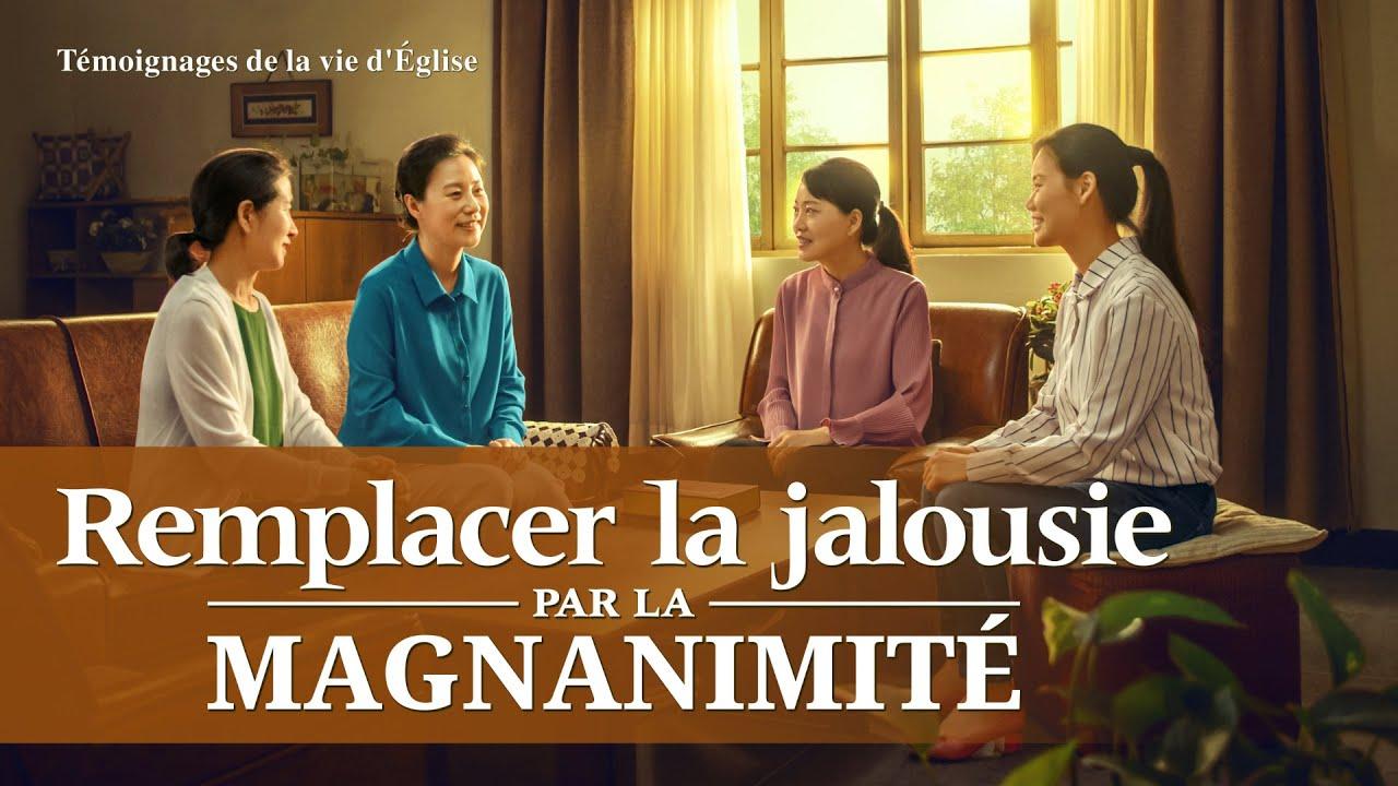 Témoignage chrétien 2020 « Remplacer la jalousie par la magnanimité »