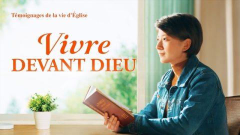 Témoignage chrétien en français 2020 « Vivre devant Dieu »
