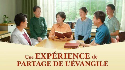 Témoignage chrétien 2020 « Une expérience de partage de l'Évangile »